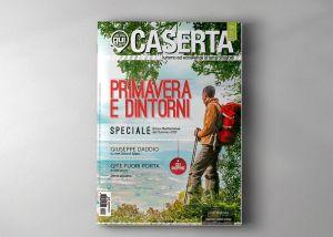 Creazione grafica per Magazine