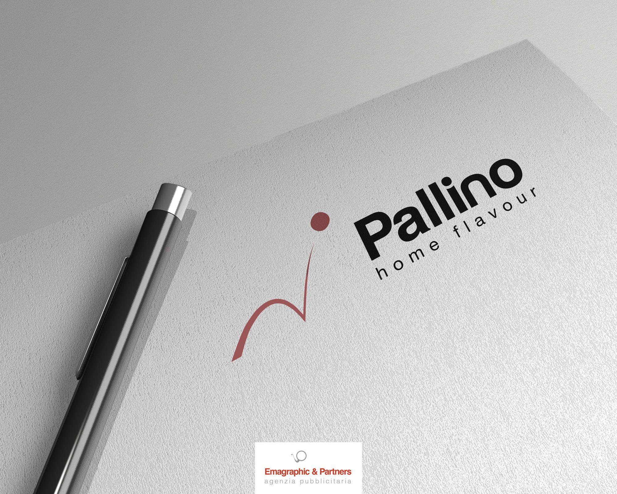 Pallino ideazione logo