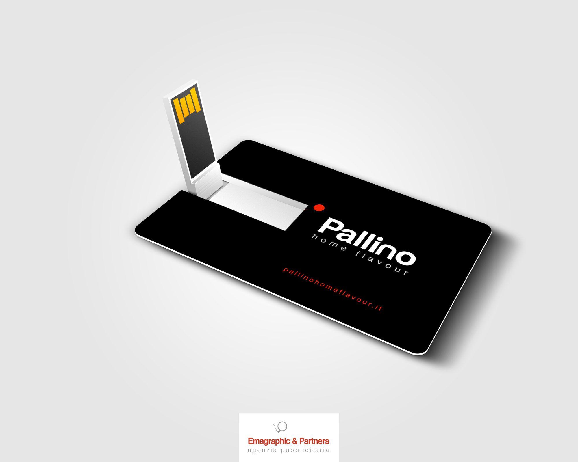 Pallino usb-card