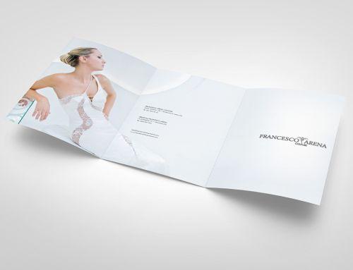 Realizzazione brochure per atelier