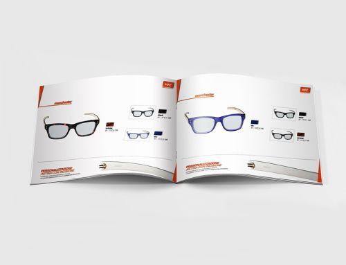 Realizzazione catalogo aziendale e grafica