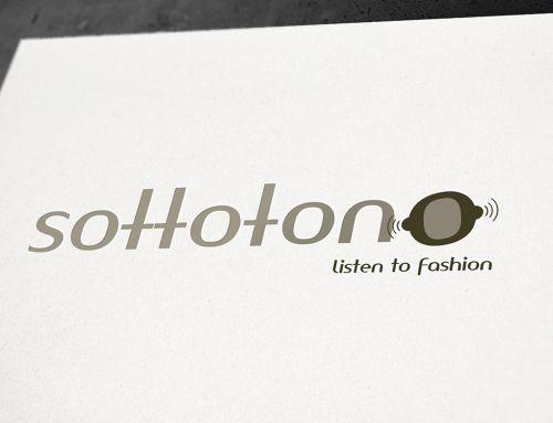 Restyling logo Abbigliamento Sottotono