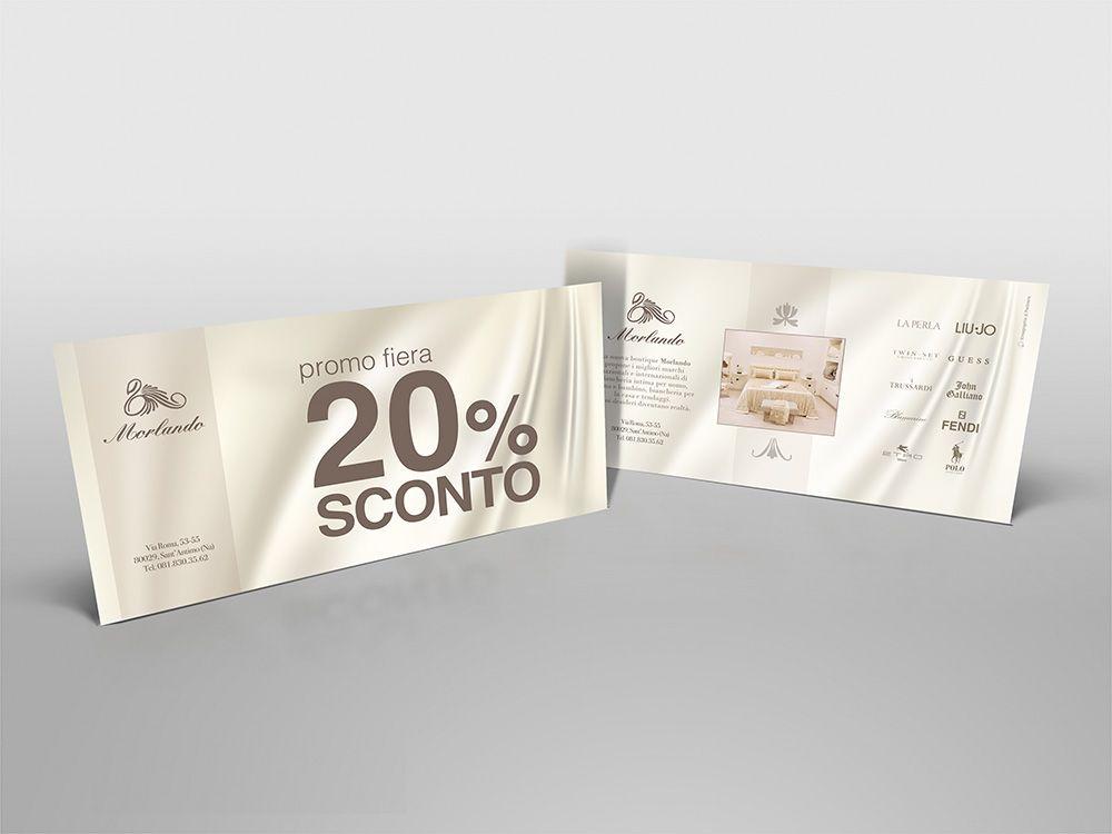 Realizzazione grafica flyer promozionale