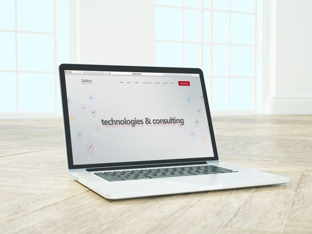Realizzazione sito web per consulente informatico