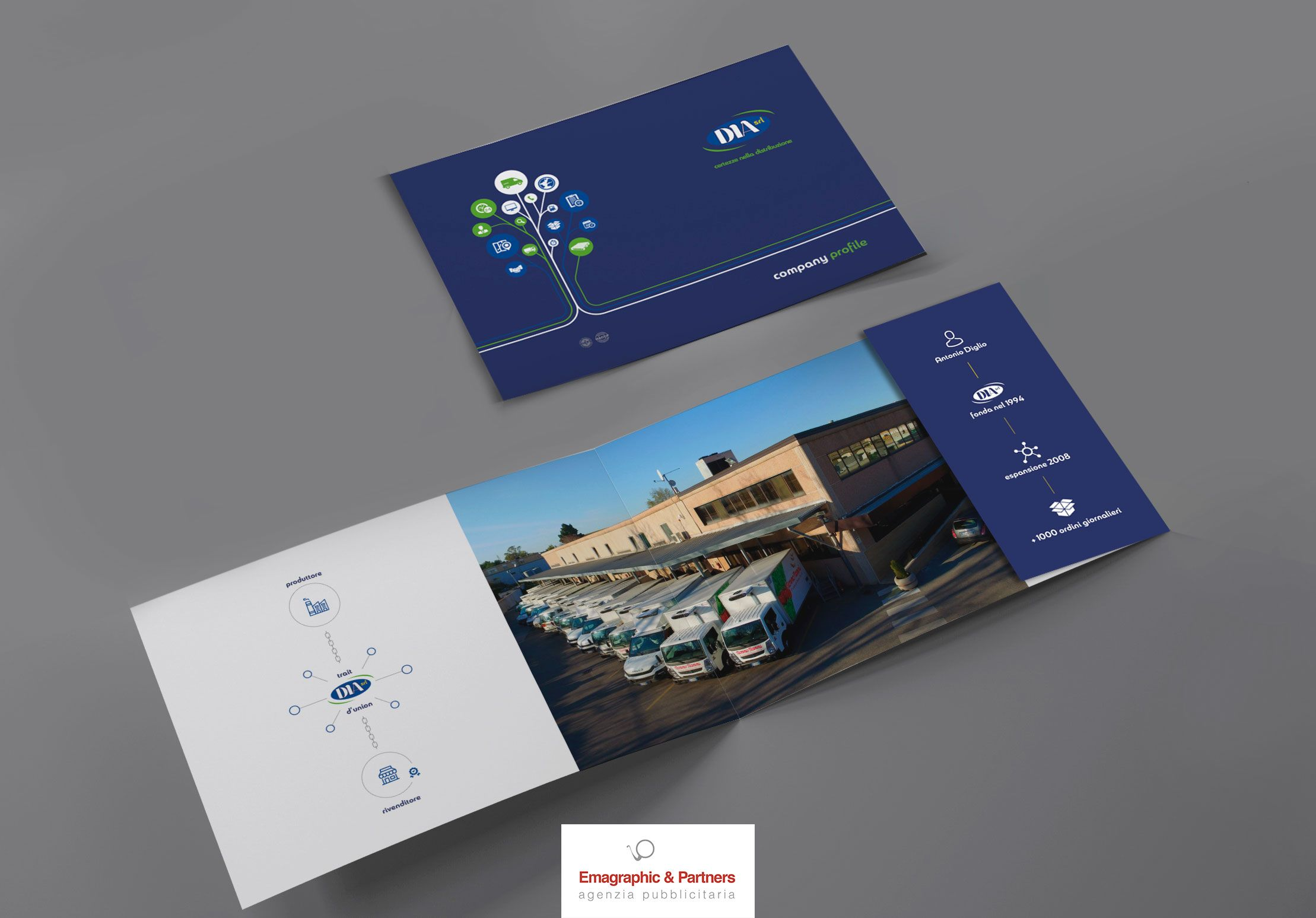 Brochure Estratto company Profile