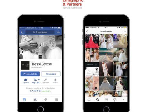 Gestione social per Atelier Spose