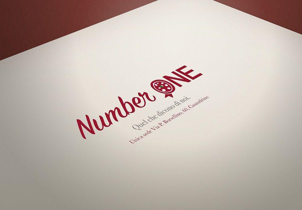 realizzazione-Logo-Number-One-agenzia-pubblicitaria-caserta-napoli