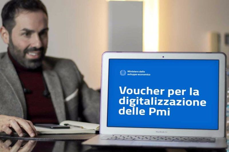E-commerce con il voucher per la digitalizzazione