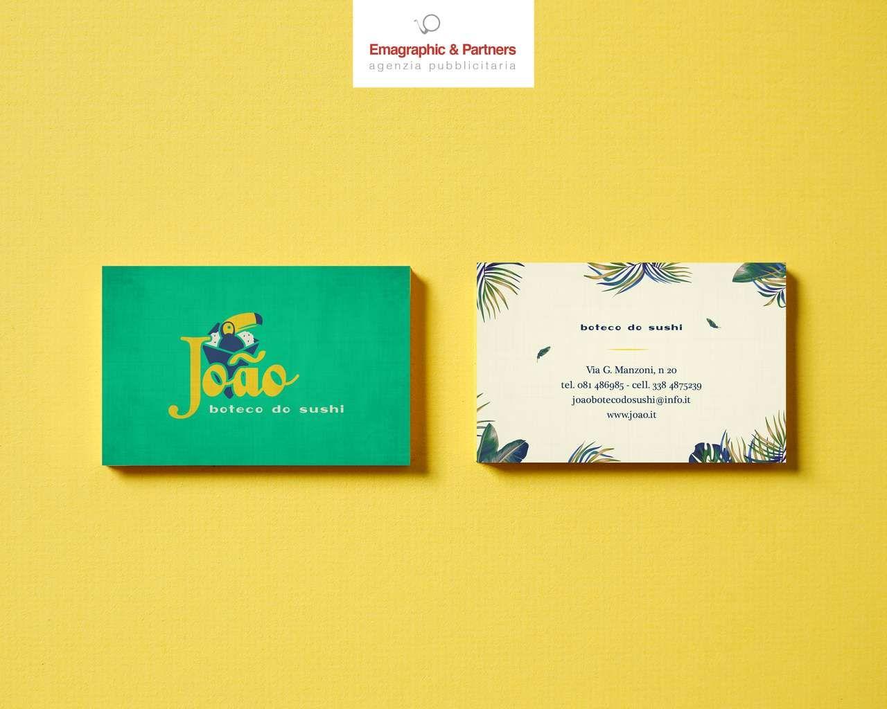 Nome, Logo e Immagine Coordinata per ristorante nippo-brasiliano (1)