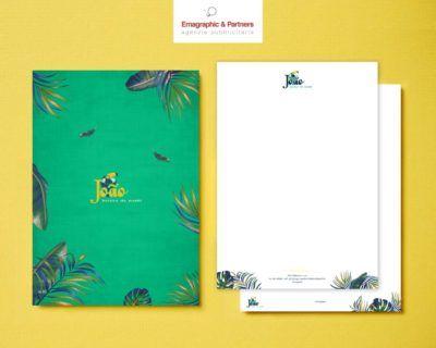 Nome, Logo e Immagine Coordinata per ristorante nippo-brasiliano (2)