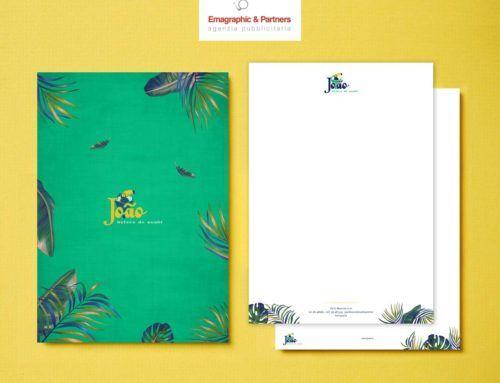 Nome, Logo e Immagine Coordinata per ristorante nippo-brasiliano