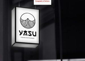 Yasu Canvas Ema Insegna
