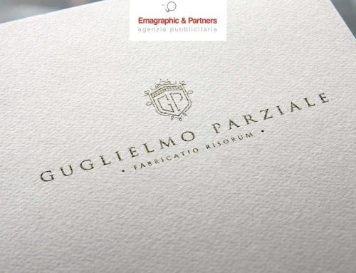 Logo e Immagine Coordinata per Guglielmo Parziale