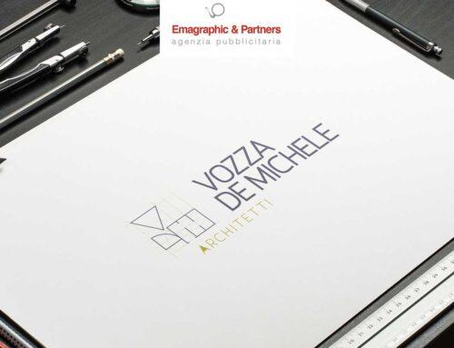 Marchio, Logotipo e Immagine Coordinata per Studio Architetti